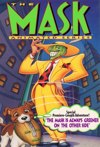 The Mask - The Animated Series Poster