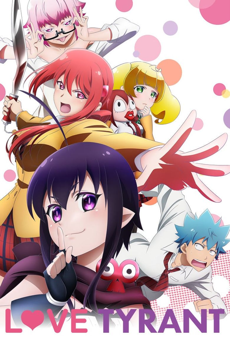 Love Tyrant Poster
