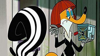 Season 10, Episode 03 Bunny Man / Quagmire of Solace