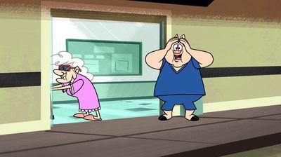 Season 02, Episode 07 Sam and the Bullet Train