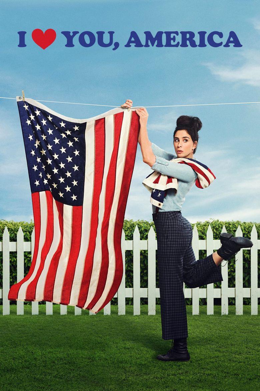 I Love You, America Poster