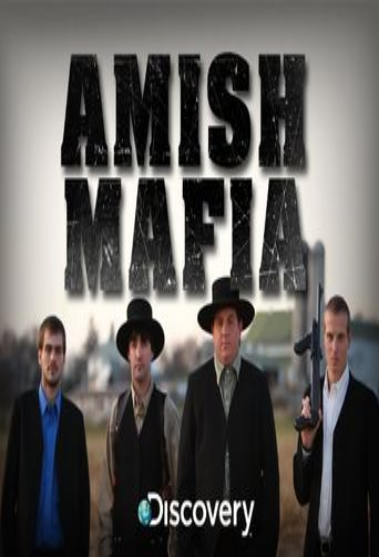 Amish Mafia Poster