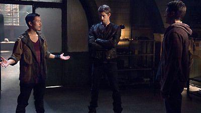 Season 01, Episode 04 Kill or Be Killed