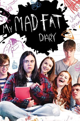 My Mad Fat Diary Poster