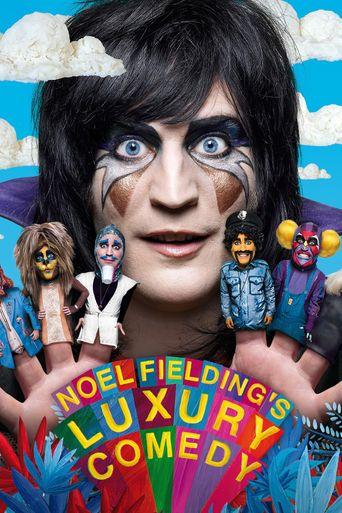 Noel Fielding's Luxury Comedy Poster