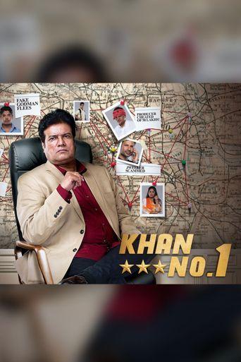 Khan: No. 1 Crime Hunter (2018) Poster