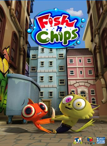 Fish 'N' Chips Poster