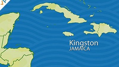 Season 2017, Episode 10 Kingston, Jamaica