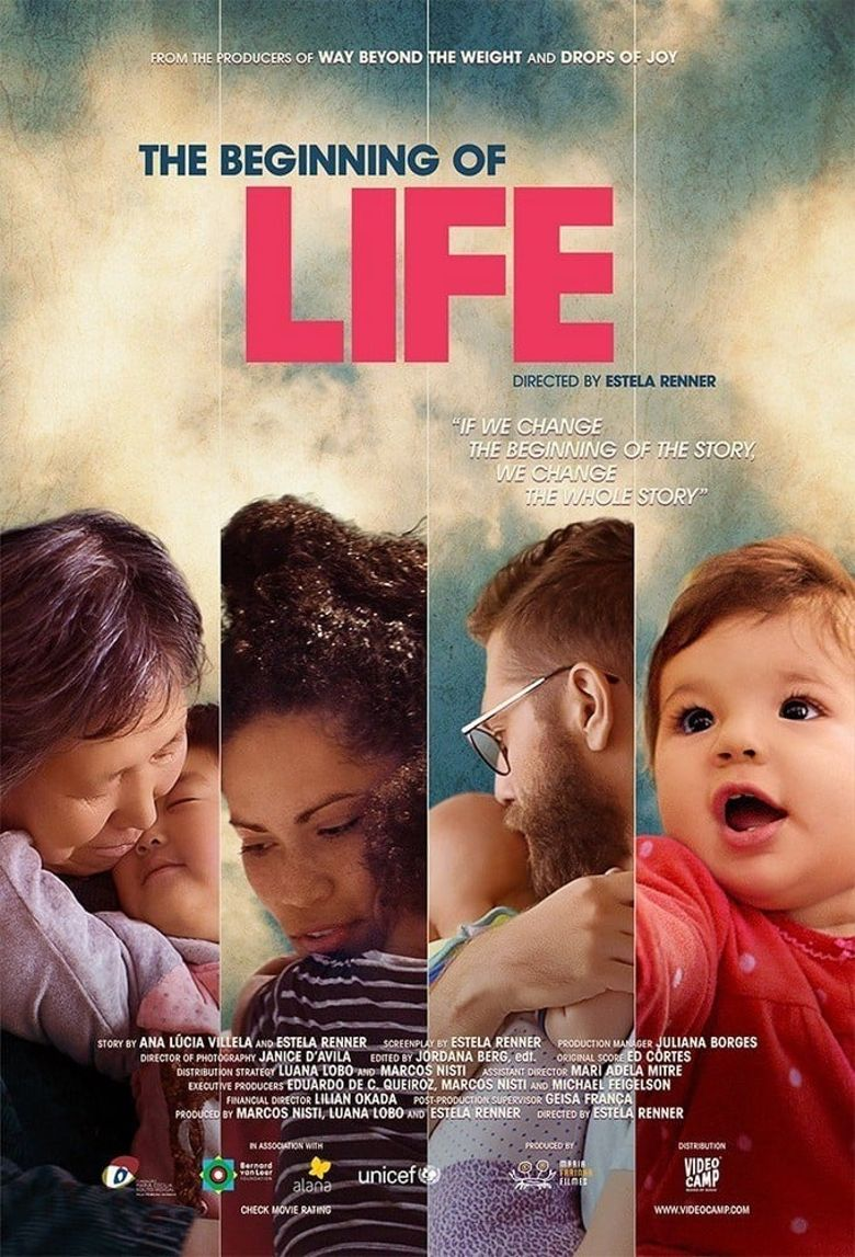 The Beginning of Life: The Series Poster