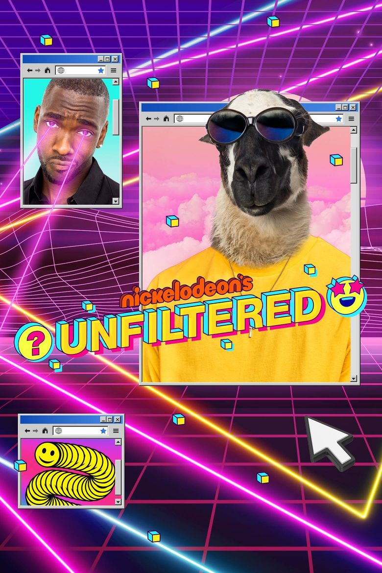 Nickelodeon's Unfiltered Poster