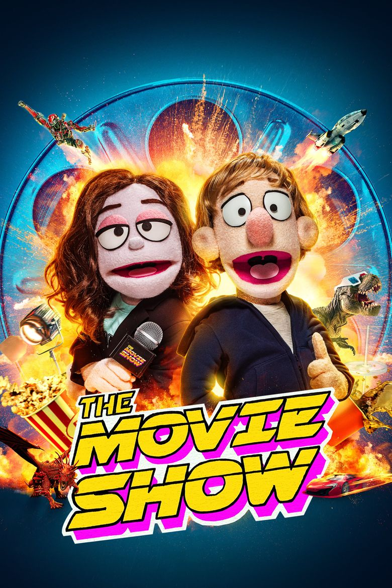 The Movie Show Poster