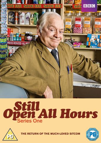 Still Open All Hours Poster