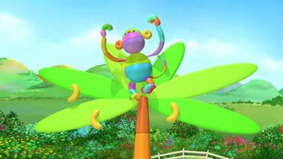 Season 01, Episode 05 Monkey | Playground