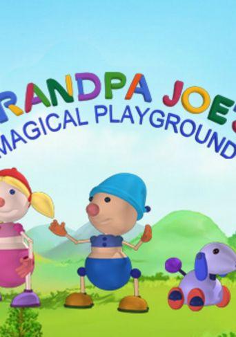 Grandpa Joe's Magical Playground Poster
