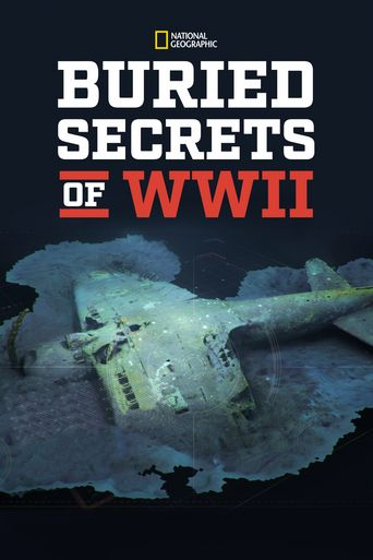 WWII: Secrets From Space Poster