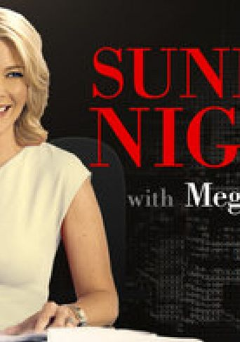 Sunday Night with Megyn Kelly Poster