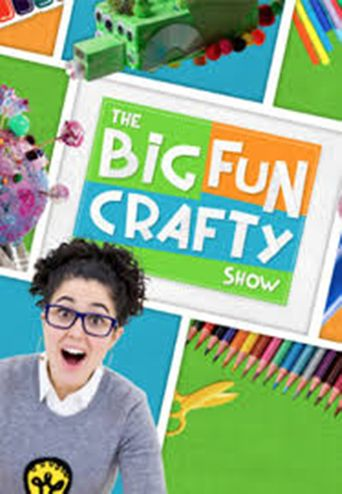 The Big Fun Crafty Show Poster