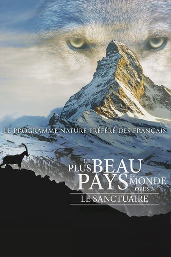 Le plus beau pays du monde 3 : Le sanctuaire Poster