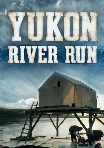 Yukon River Run Poster