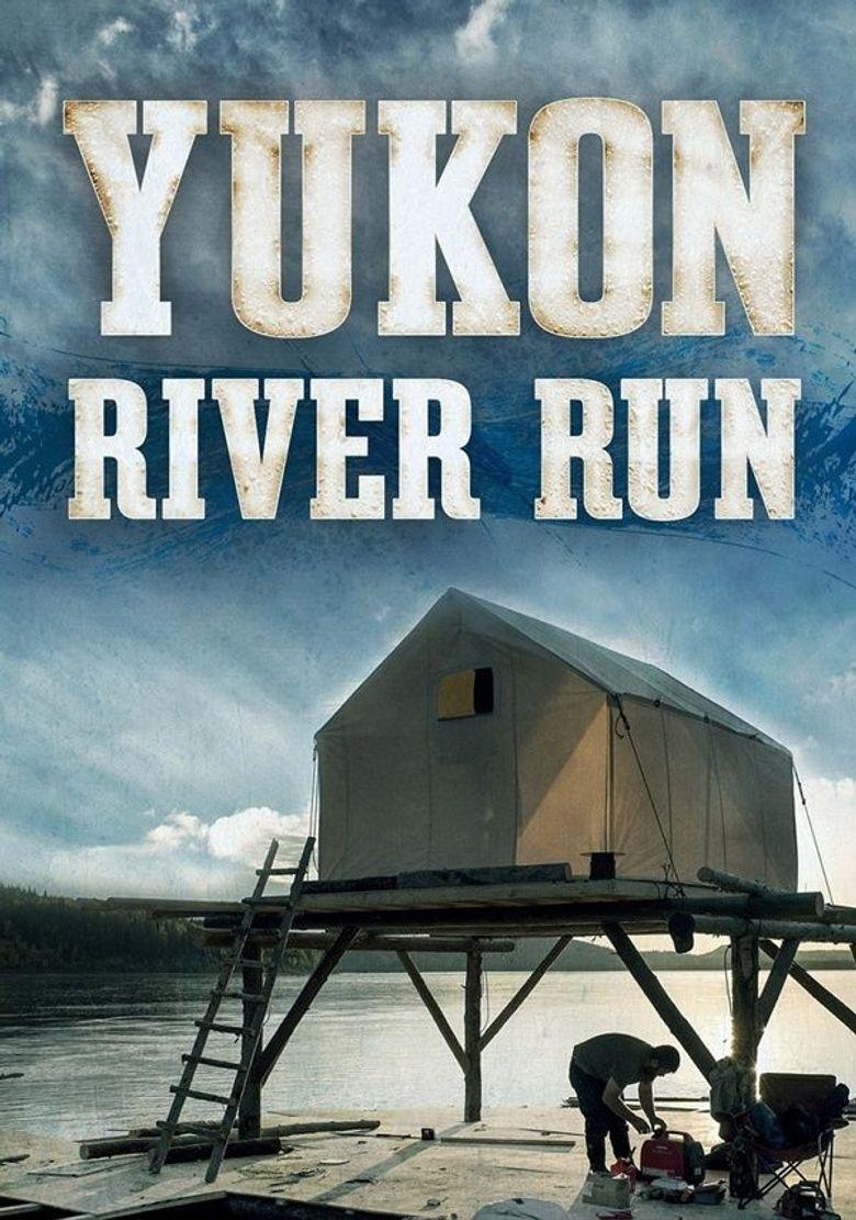 Yukon River Run Poster
