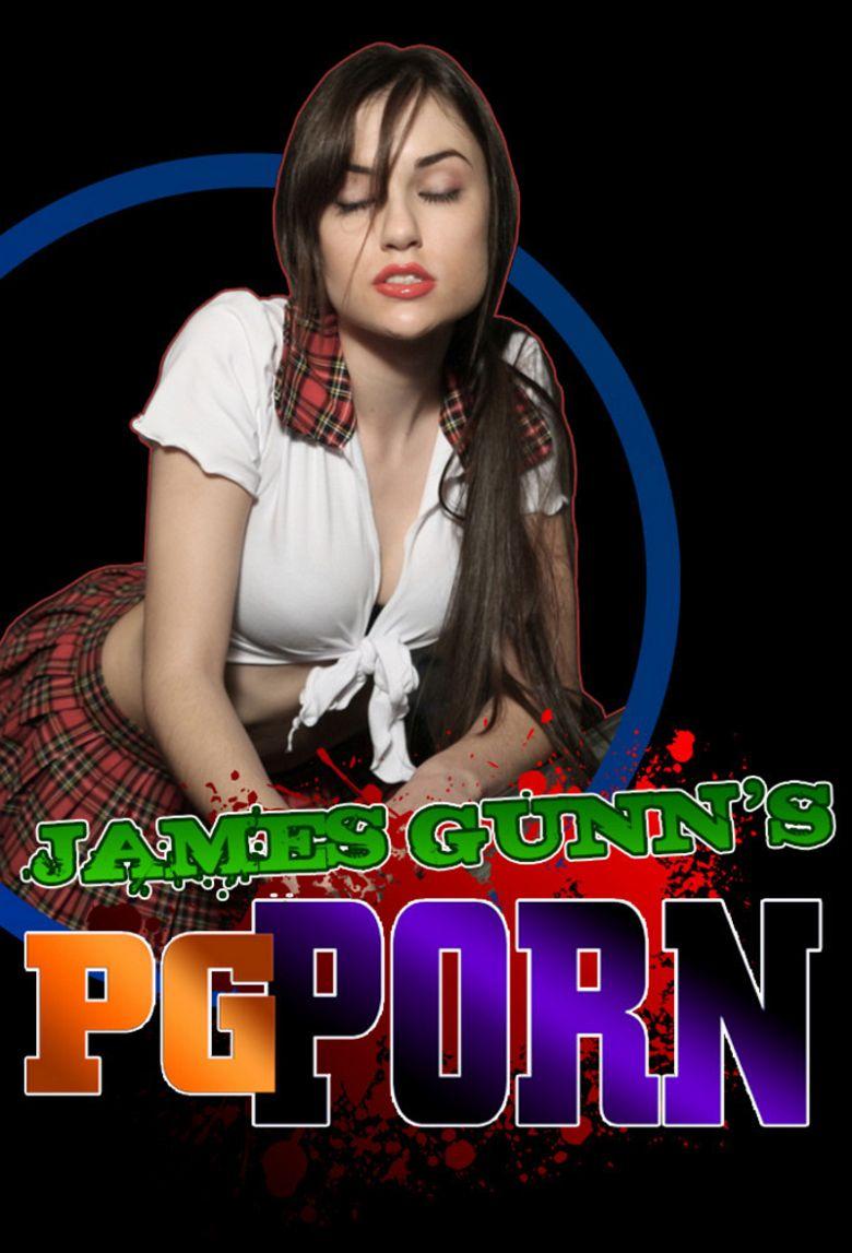 James Gunn's PG Porn Poster