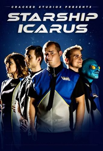 Starship Icarus Poster