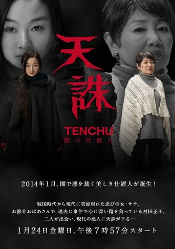 Tenchu: Ninja of Justice Poster