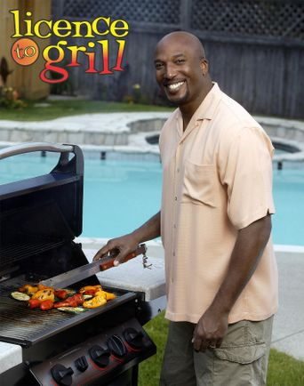 Licence to Grill Poster