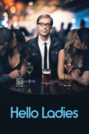 Hello Ladies Poster