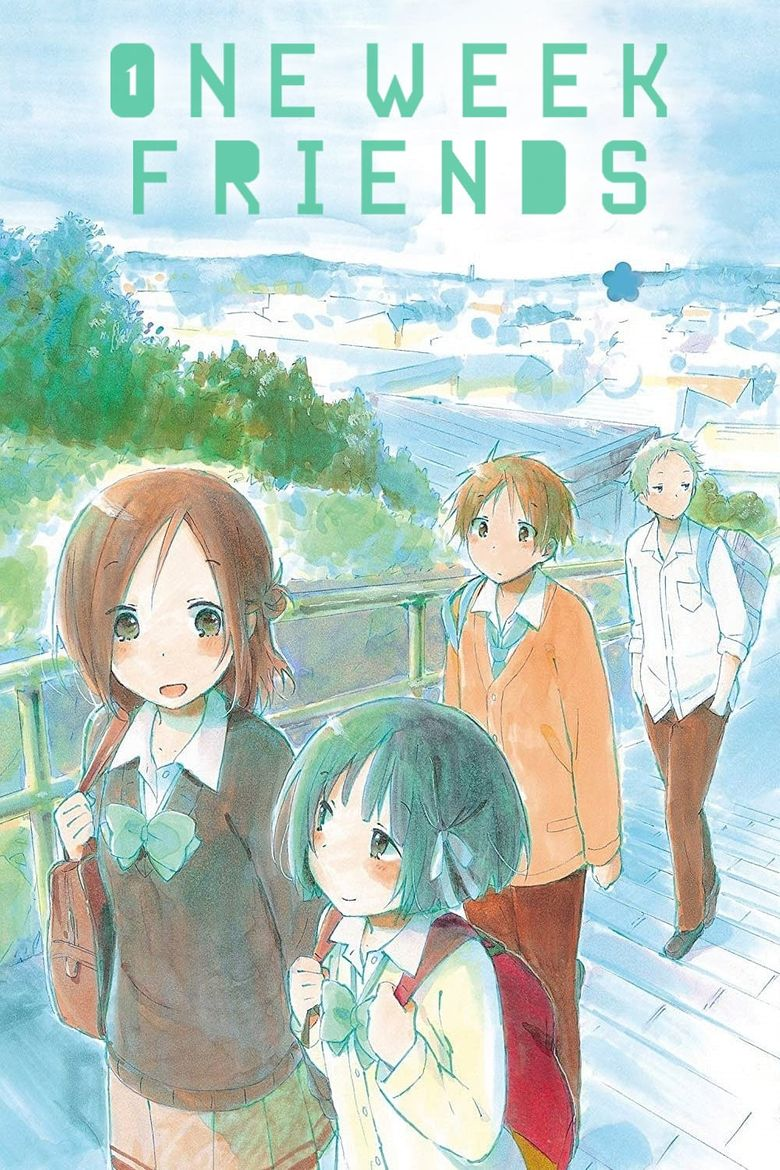 One Week Friends Poster