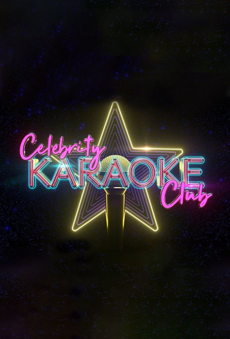 Celebrity Karaoke Club Poster