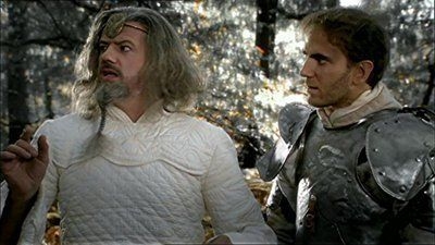 Season 01, Episode 38 Merlin et les Loups
