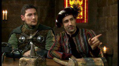Season 01, Episode 13 Arthur et la Question