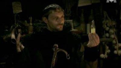 Season 03, Episode 46 Les Cheveux noirs