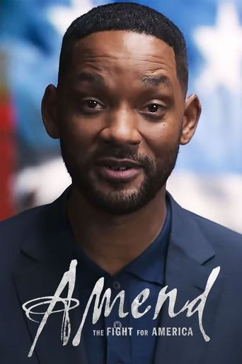 Amend: The Fight for America Poster