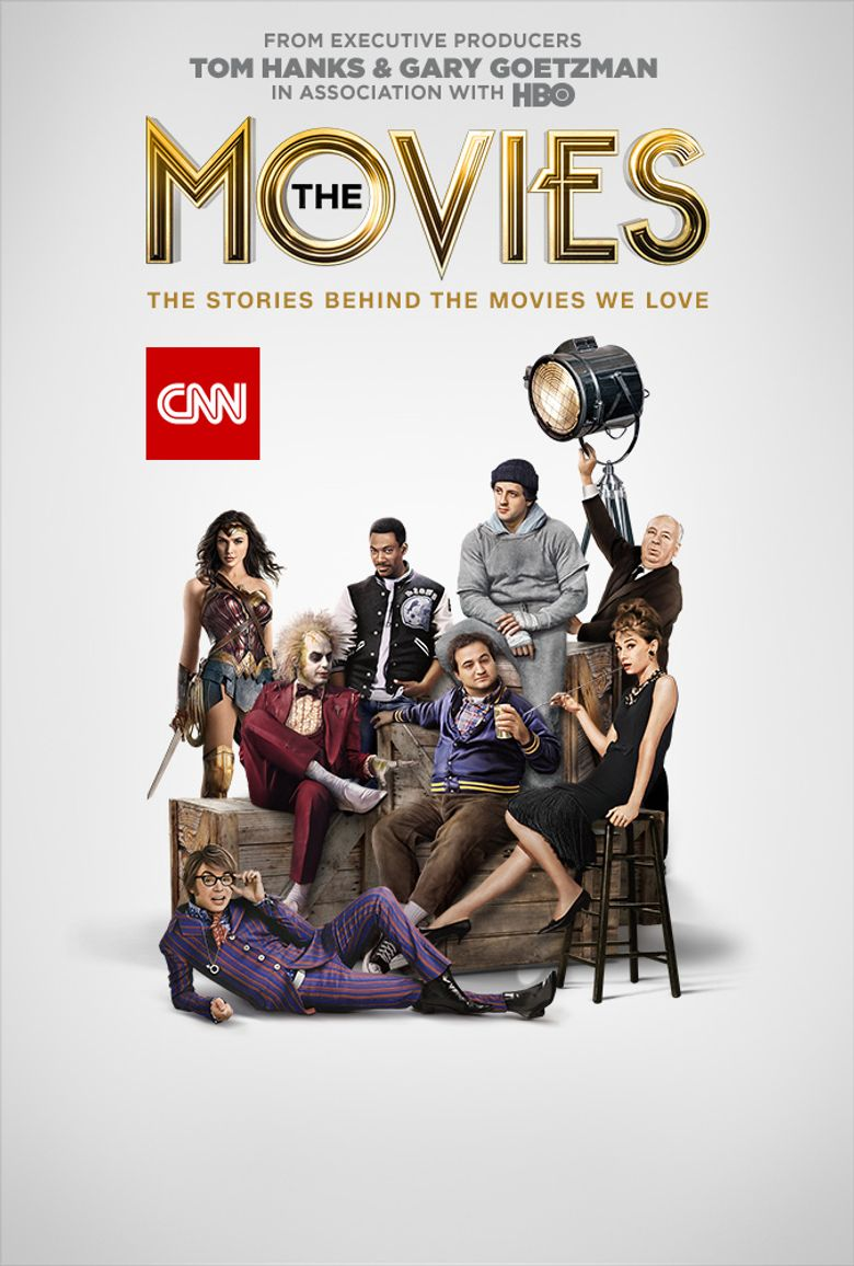 The Movies Poster