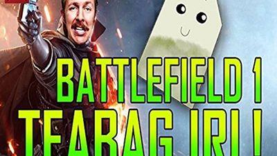 Season 01, Episode 13 1st Teabag In History