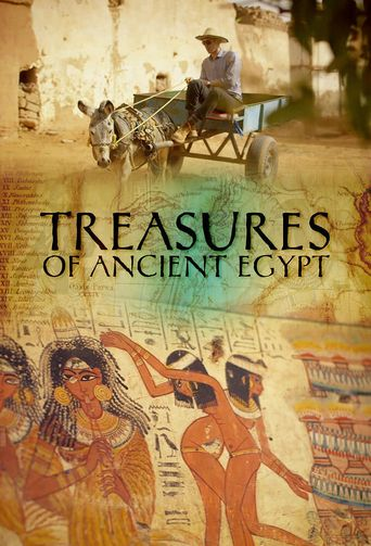 Treasures of Ancient Egypt Poster