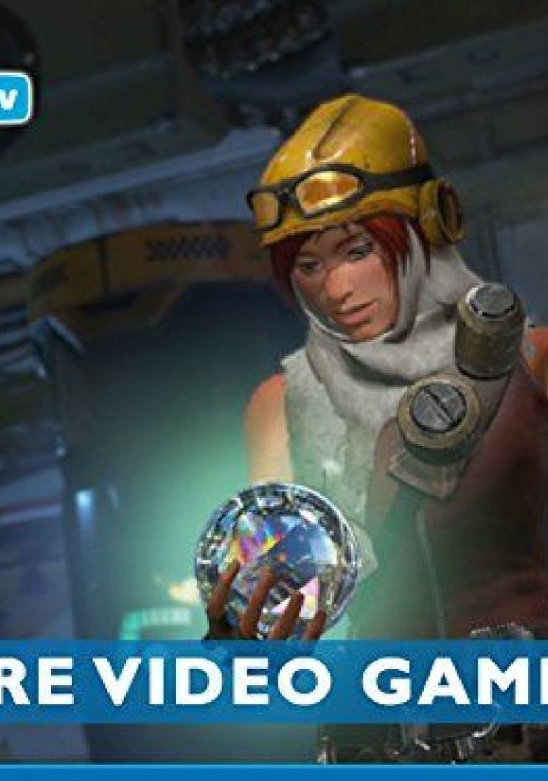 ReCore Video Gameplay Poster