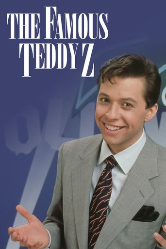 The Famous Teddy Z Poster