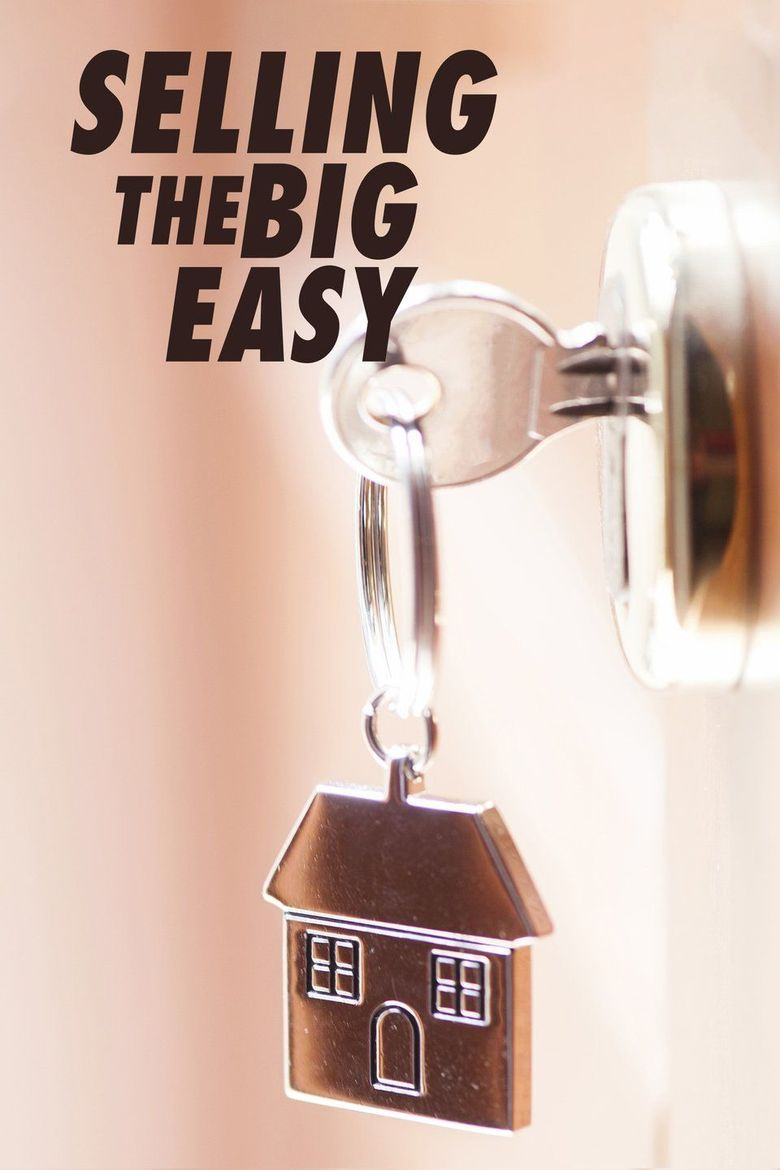 Selling the Big Easy Poster