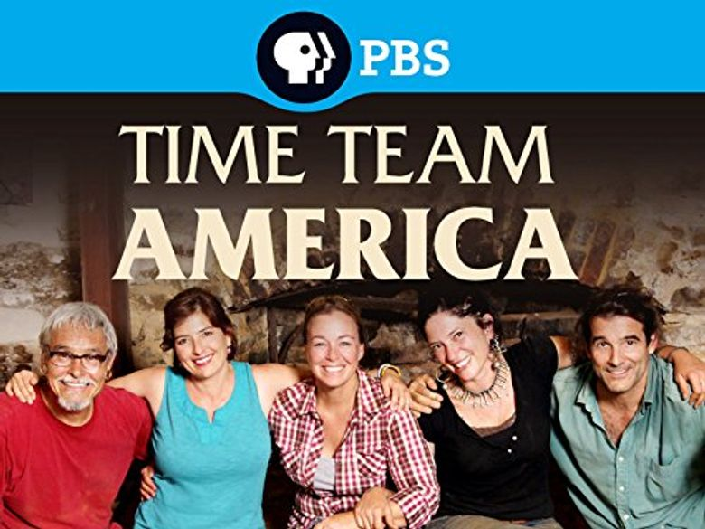 Time Team America Poster