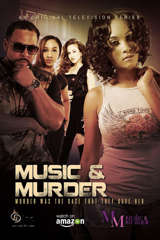 Music & Murder Poster