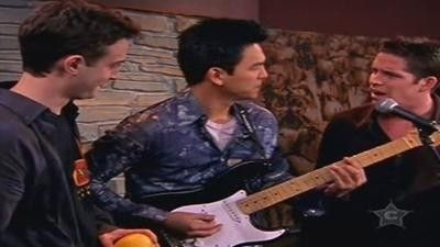 Season 01, Episode 15 Faking the Band