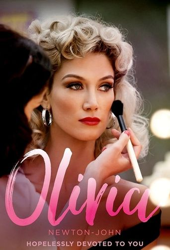 Olivia: Hopelessly Devoted to You Poster