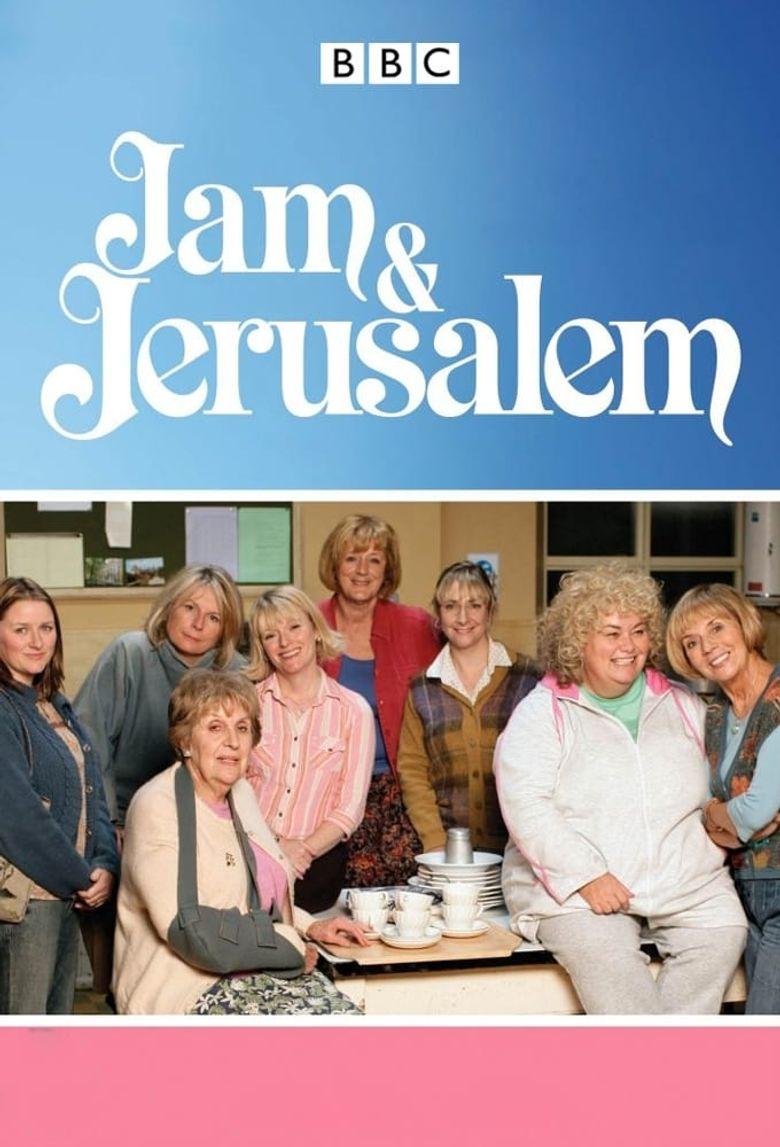 Jam & Jerusalem Poster