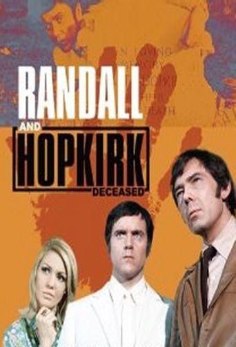 Randall and Hopkirk (Deceased) Poster