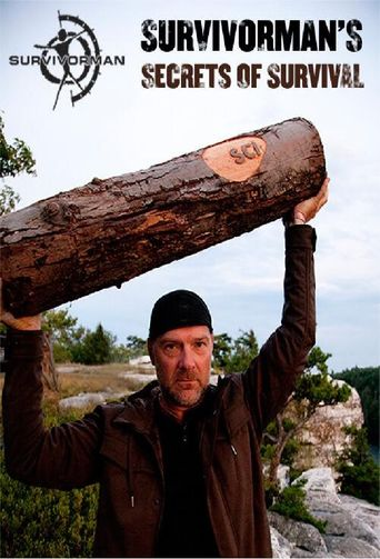 Survivorman's Secrets of Survival Poster