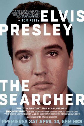 Elvis Presley: The Searcher Poster