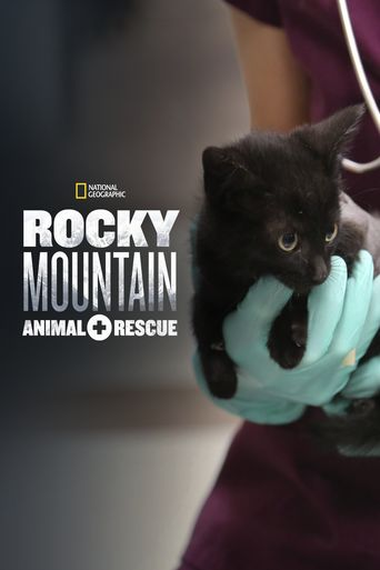Rocky Mountain Animal Rescue Poster